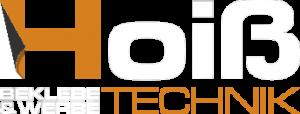 Logo Hoiß weiss